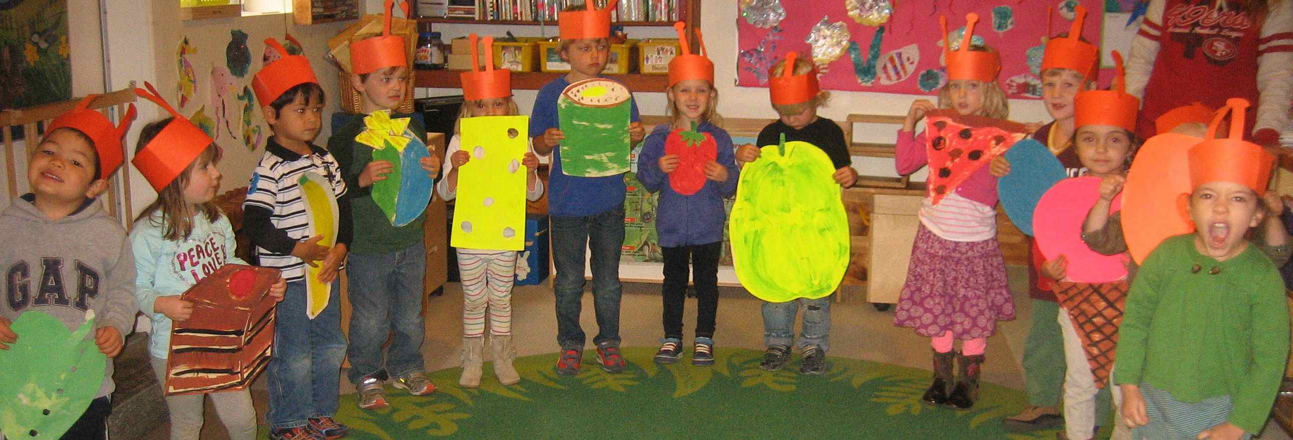 hungry caterpillar play